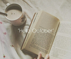 book, oktober, and like image