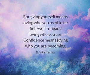 confidence and forgiving image