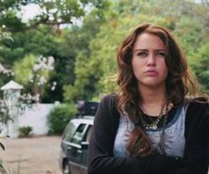 miley cyrus, the last song, and miley image