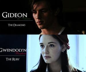 rubinrot, couple, and Gwendolyn image