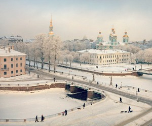 beautiful, photography, and russia image