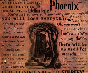 harry potter, hp, and quotes image