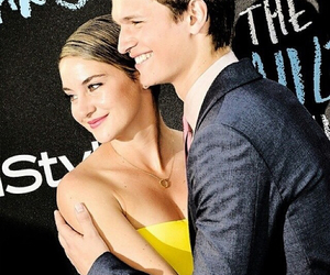 tfios, Shailene Woodley, and the fault in our stars image