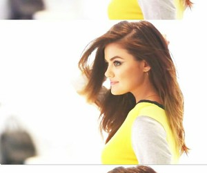 pll and lucyhale image