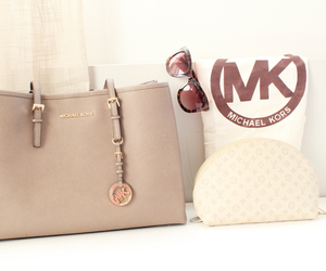 bag, luxury, and Michael Kors image