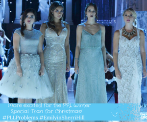 pretty little liars, sherri hill, and terry costa image