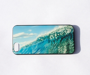 iphone, iphone case, and ocean photo image