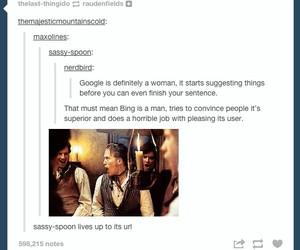 tumblr, funny, and gif image