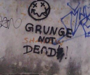 black, graffiti, and nirvana image