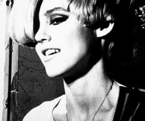 edie sedgwick, factory, and warhol image