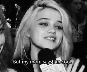 cool, sky ferreira, and mom image