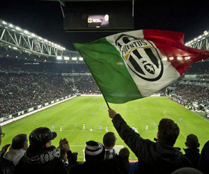 flag, football, and italy image