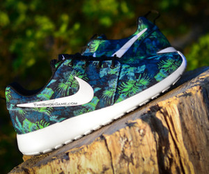 nike, shoes, and roshe run image