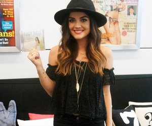 lucy hale, pretty, and pretty little liars image