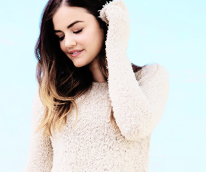 pretty, lucy hale, and pretty little liars image