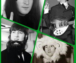 idol, unico, and john lennon image