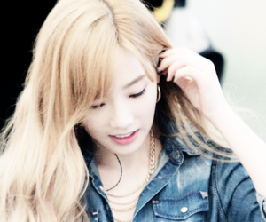 girls generation, snsd, and taeyeon image