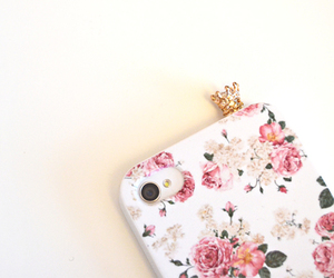 case, phone, and crown image