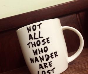mug, nice, and words of wisdom image