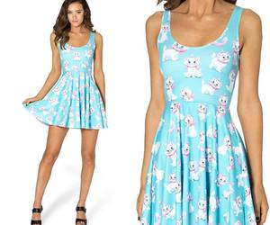 aristocats, dress, and cat lover image