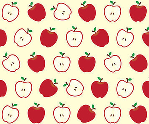 apple, background, and wallpaper image