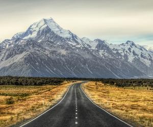 asphalt, clouds, and explore image