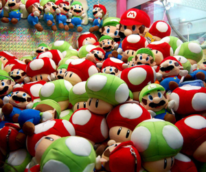 mario, photography, and red image