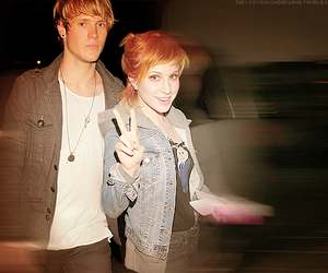 aw, hayley williams, and dougie image