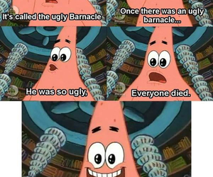 patrick, story, and funny image