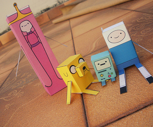 cute and adventure time image