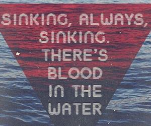 hipster, triangle, and Lyrics image