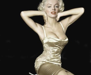 beautiful, sexy, and Marilyn Monroe image