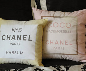 chanel, pink, and fancy image