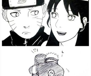 anime and naruhina image