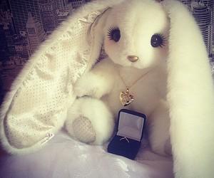 awesome, bunny, and girl image