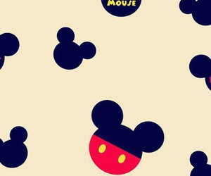 mickey mouse, colores, and mimi image