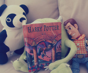 *-*, cute, and harry potter image