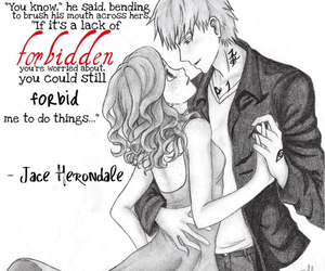 quote, jace, and the mortal instruments image