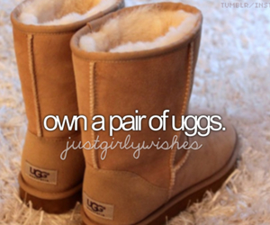 uggs, winter, and warm image