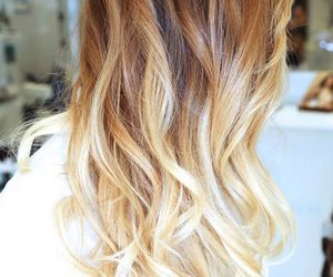 beautiful, chic, and mechas californianas image