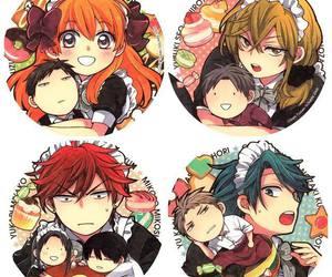 anime, boy, and couples image