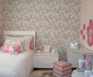 girl, room, and cute image