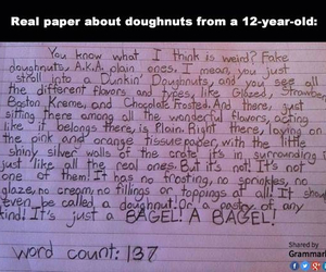 donuts and plain image