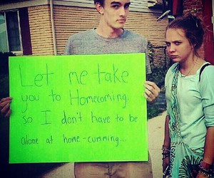 funny and homecoming image