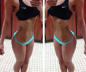body, perfect, and fitness image