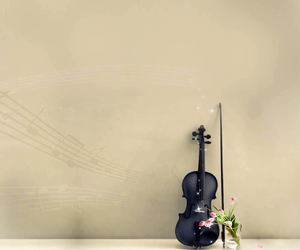 instrument, music, and violin image