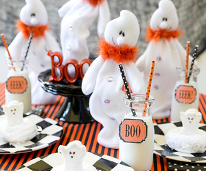 Halloween, party, and favor ideas image