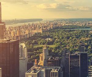 Central Park, Ciudades, and manhattan image