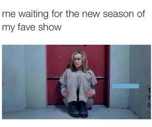 funny, teen wolf, and show image