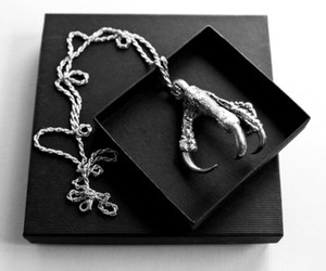 claws and necklace image